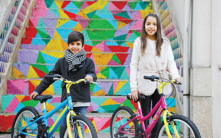 ODISSEY BICYCLE KIDS